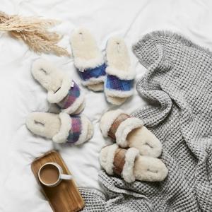 Bedroom Athletics Harris Tweed® Slipper Range
