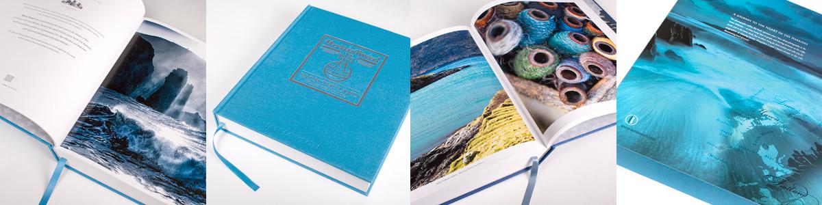 Ian Lawson - Harris Tweed Book
