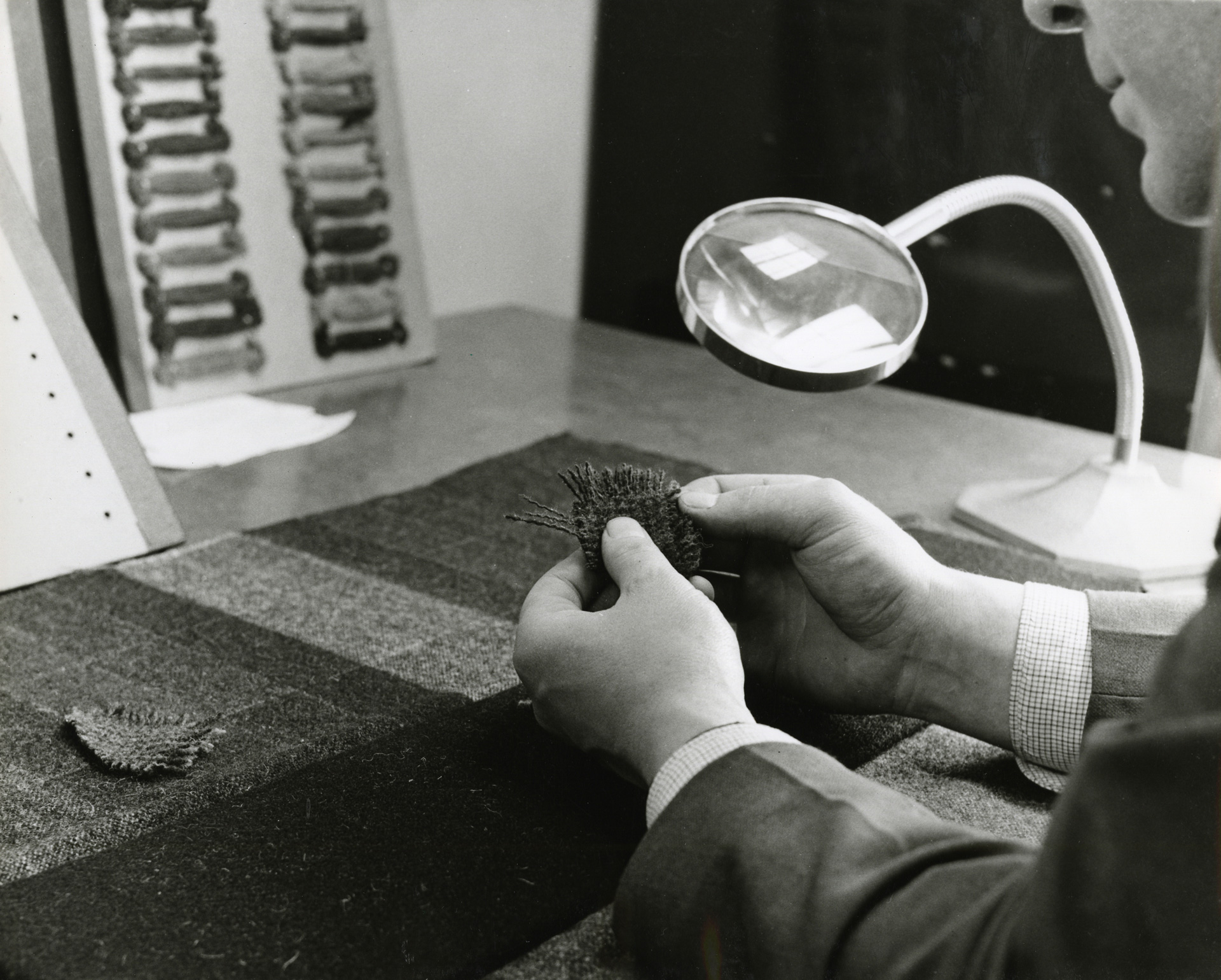 harris tweed authority archive inspection