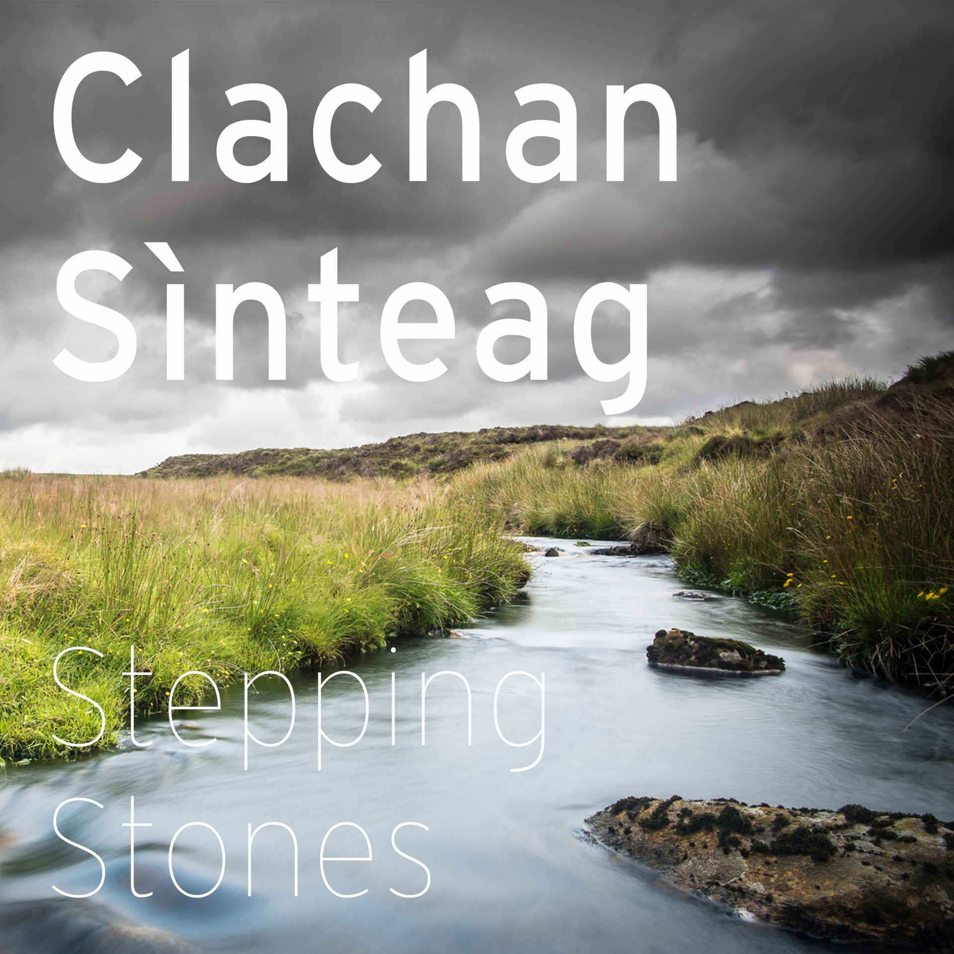 stepping stones over a river annotated