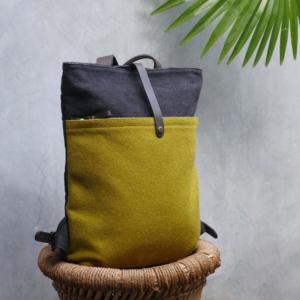Studio Tolsta Harris Tweed® cloth and Indian cottons