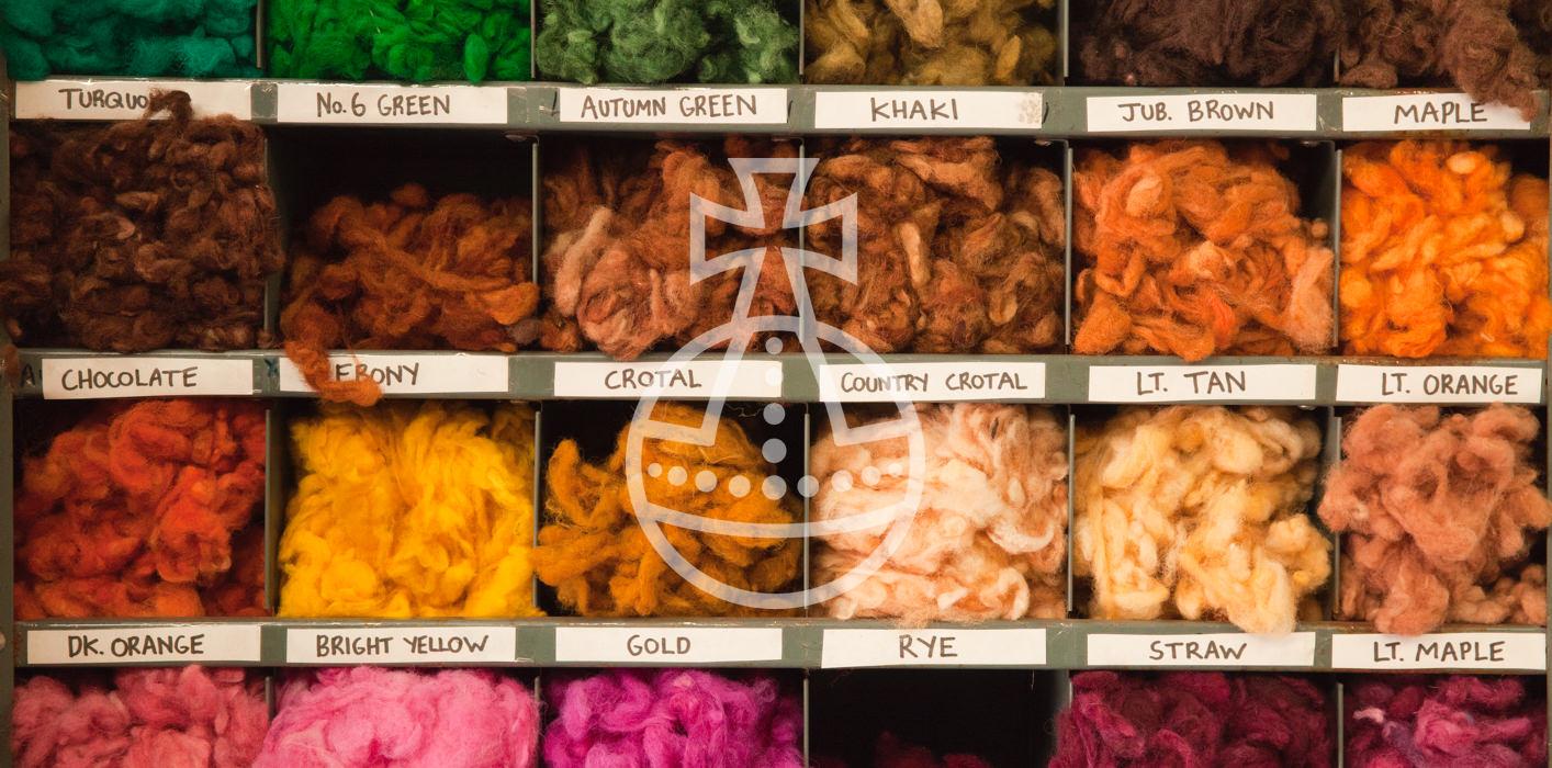 Mosaic of Wool